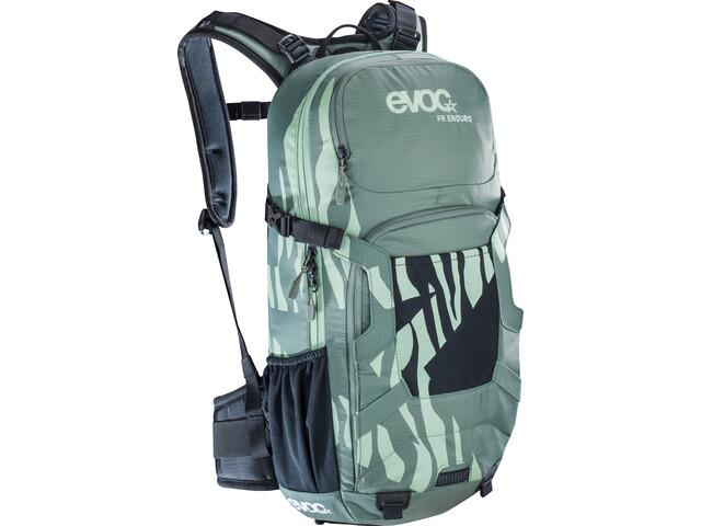 EVOC FR Enduro Protector Backpack Women 16L olive-light petrol